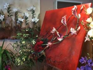 achat fleurs fleuriste saint laurent d aigouze le grenier fleuri de cricri commerces. Black Bedroom Furniture Sets. Home Design Ideas