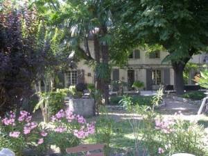 chambre d hote pres saint remy de provence